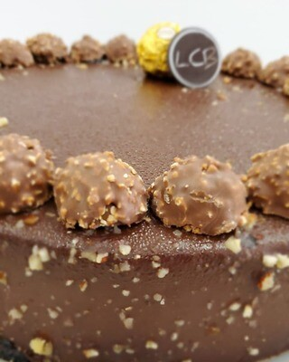 "Ferrero Rocher 6"" SANS GLUTEN"