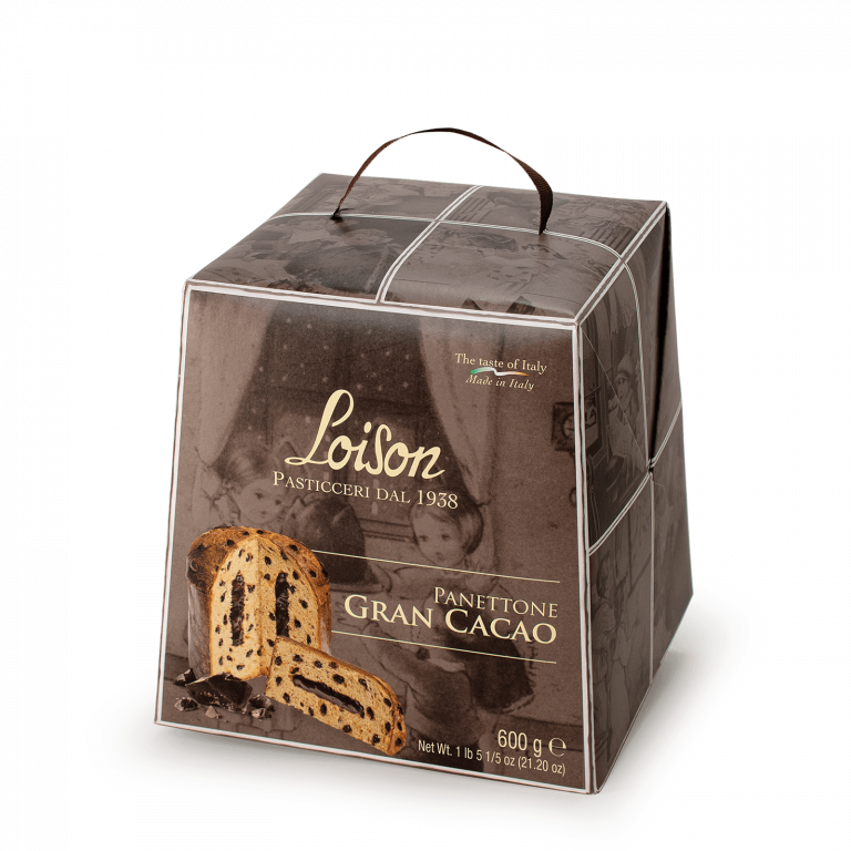 Panetonne Caramel Salé 600G
