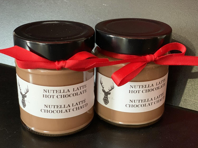 LCB Nutella Latte