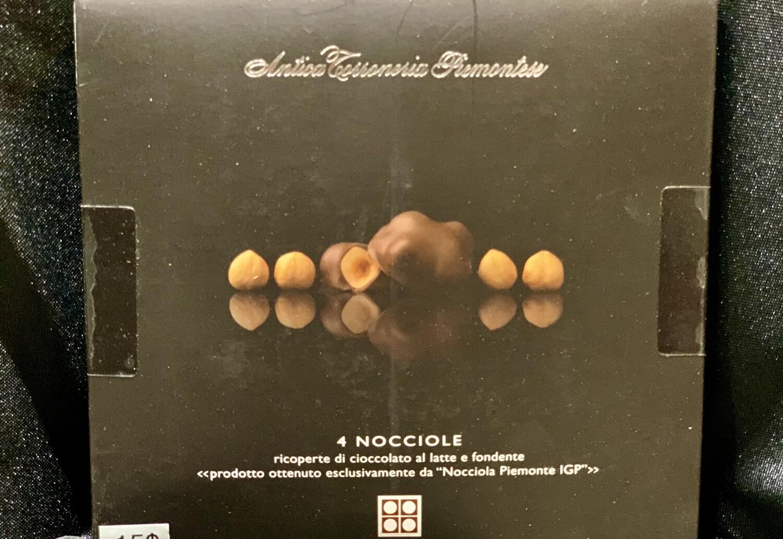 Chocolat Noir Noisette Importé D'Italie
