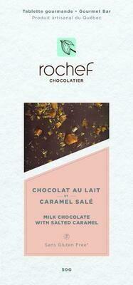 Rochef Chocolat Au Lait & Caramel Salé