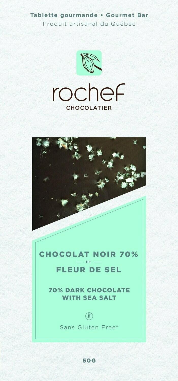 Rochef Chocolat Noir & Fleur De Sel