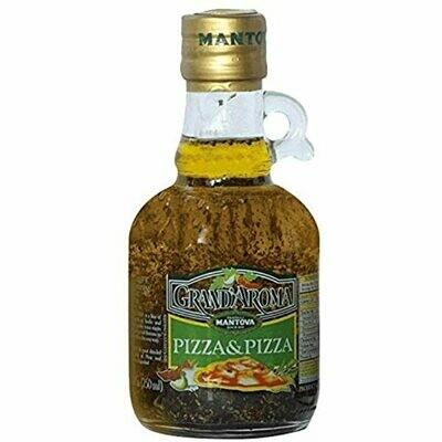 Huile D'olive à Saveur De Pizza Extra Vierge