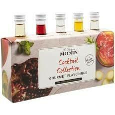 Monin Collection Sirop Cocktails