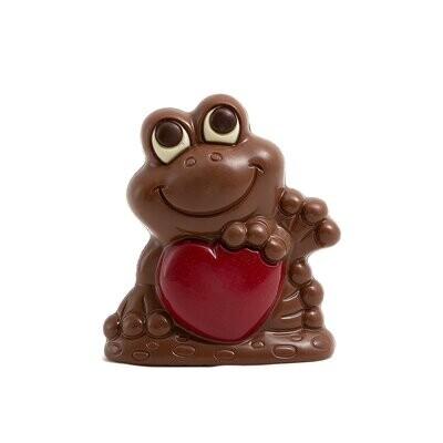 Grenouille Adorable Chocolat