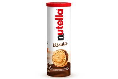 Nutella Biscuits Tube