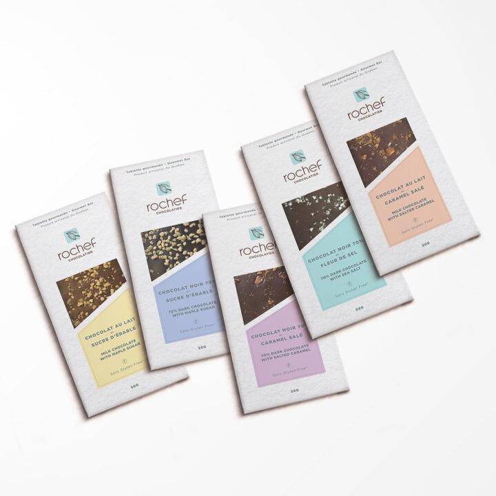 Rochef Chocolat Au Lait & Fleur De Sel