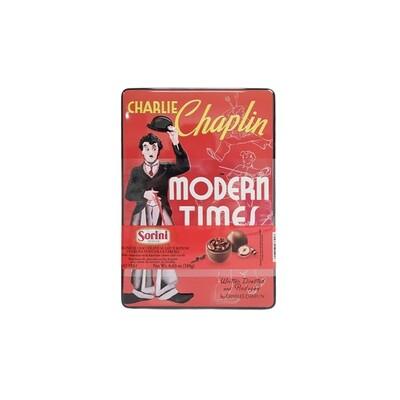 Charlie Chaplin Chocolat Italien à La Crème Croquante Aux Noisettes