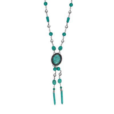 Blue Sea Necklace
