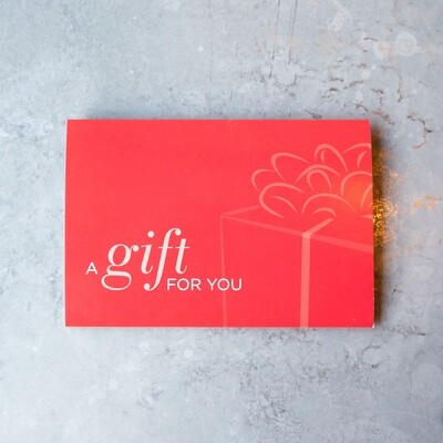 Molti on Moody Gift Card