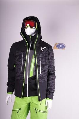 Ortovox 3L Guardian Shell jacket Black-Raven