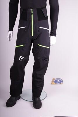 Ortovox 3l Guardian Shell pants Black-Raven
