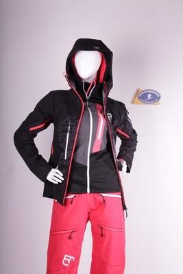 Ortovox 3L Guardian Shell jacket Black-Raven W