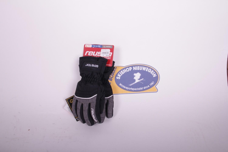 Reusch Tommy GTX Velcro JR Grijs