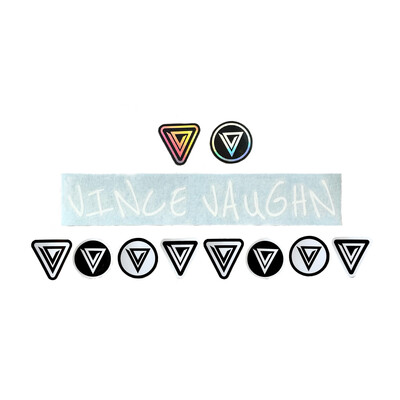 Logo Sticker Pack