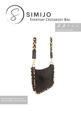 Everyday Crossbody Bag - eBook (PDF A4 Druck)