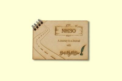 NH-30 Writer's Journal - Evolve