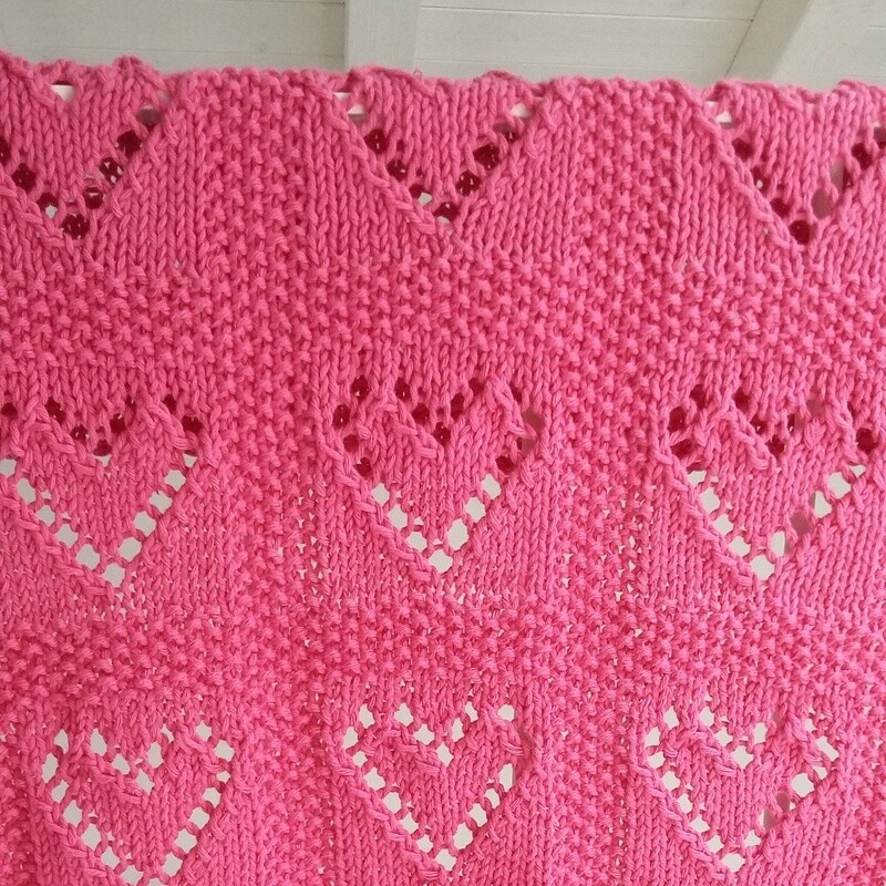 ENG baby blanket