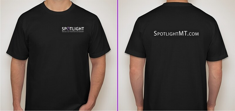 Spotlight Adult Tee