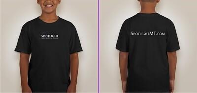 Spotlight Youth Tee
