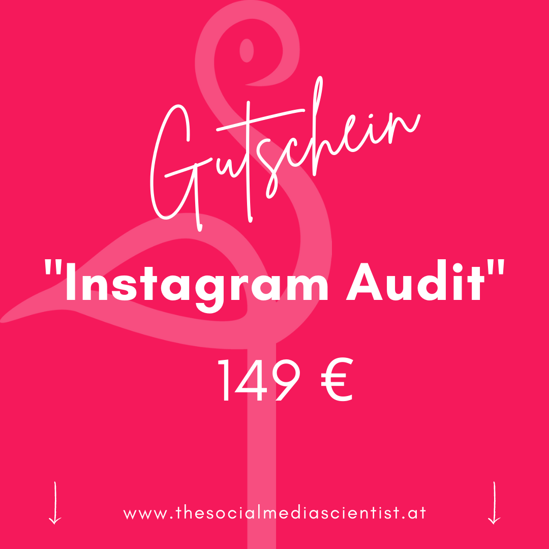 Instagram Audit