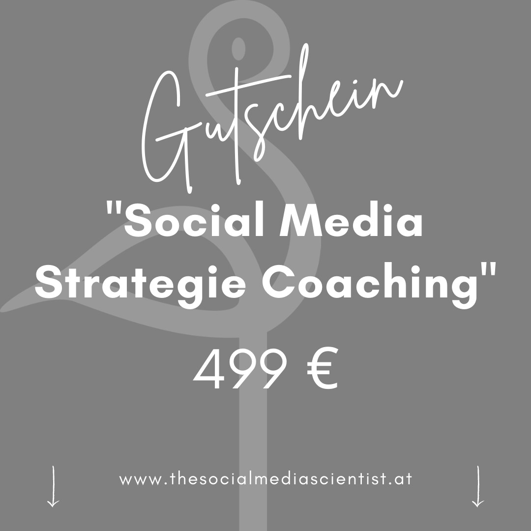 Instagram Strategie Coaching