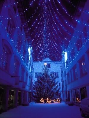 Darilni bon Božično po tržiško
