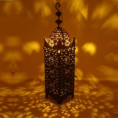 Moroccan lighting decor