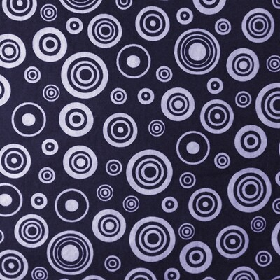 Blue Mod Dots