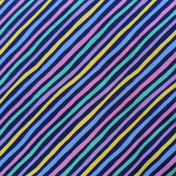 Pastel Diagonal Stripes