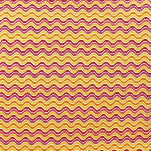 Fuchsia Waves