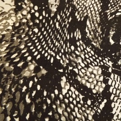 Black Snakeskin