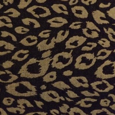 Denim Leopard