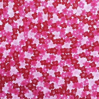 Deep Pink Flowers