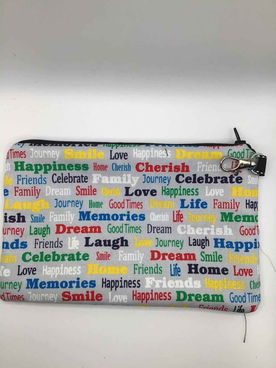 Celebration,Hapiness Zipper Pouch