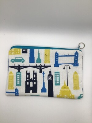 New York City Zipper Pouch