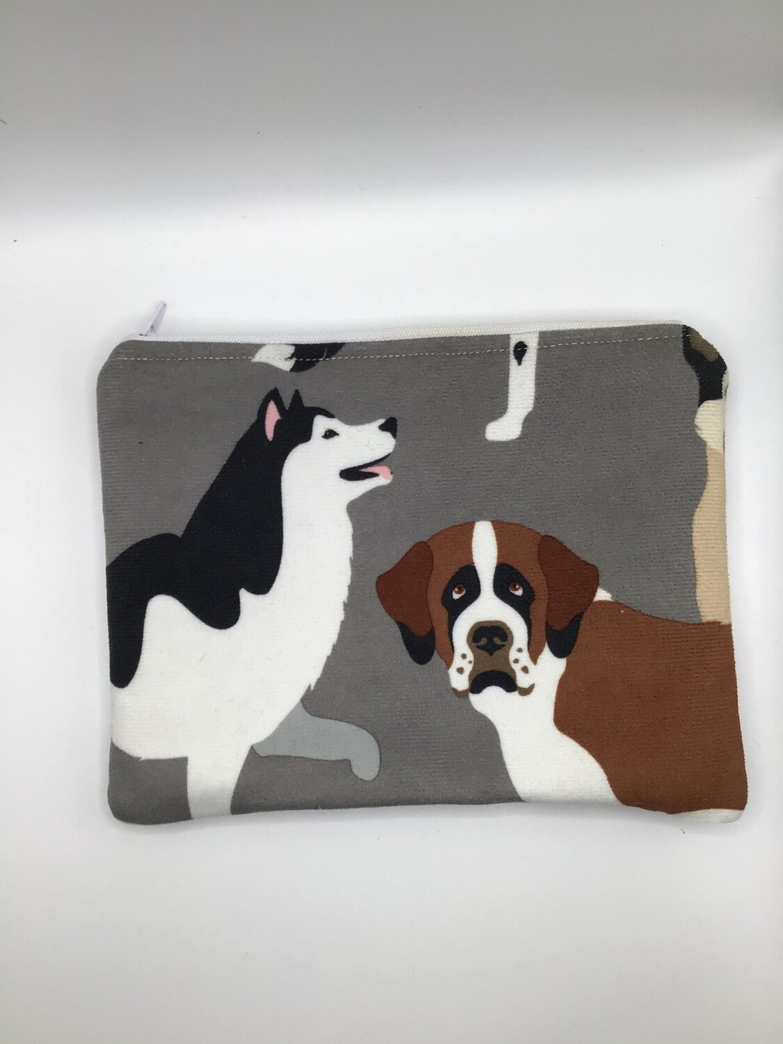 Dogs Zipper Pouch