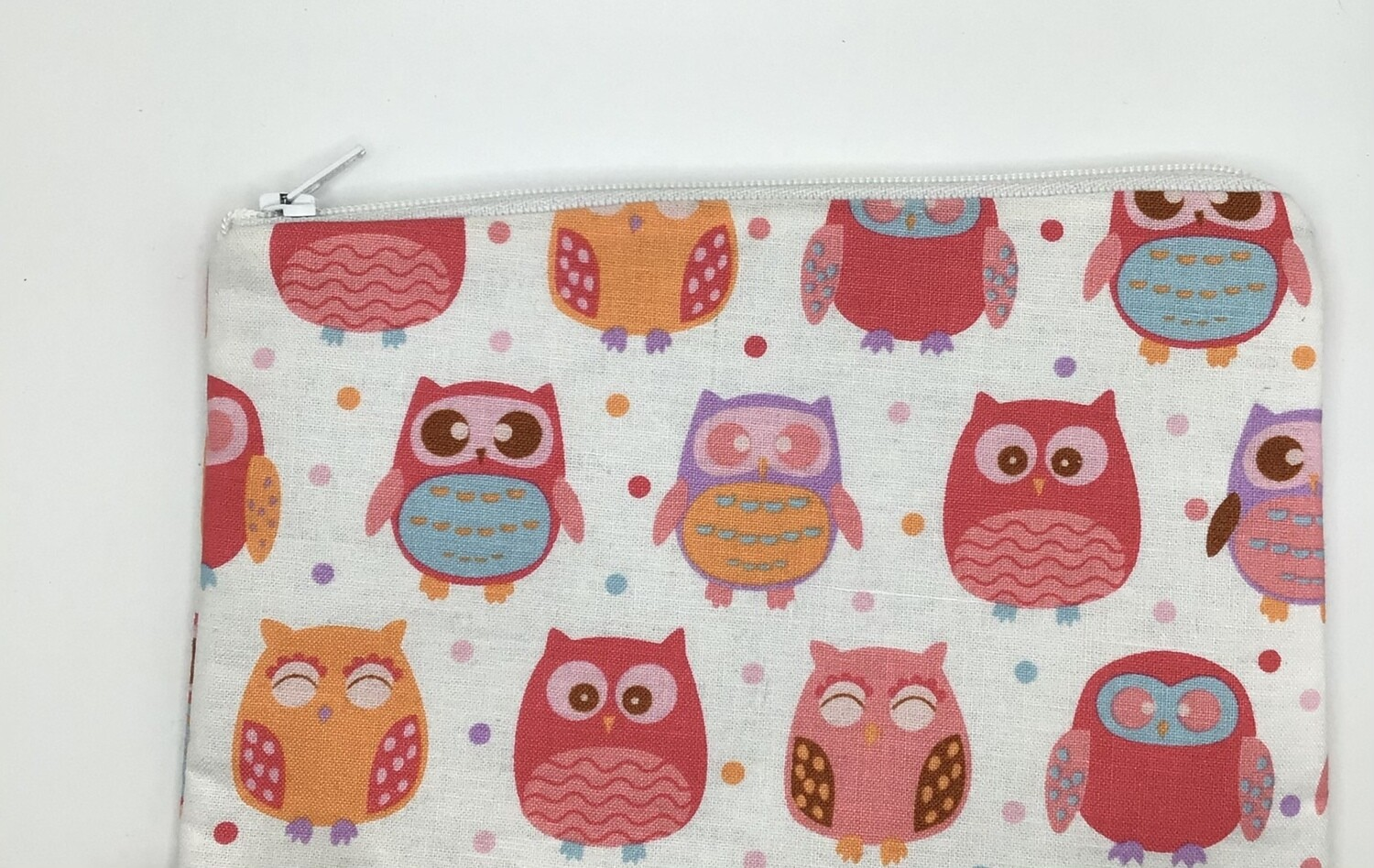 Owls Zipper Pouch