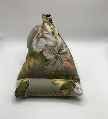 Green Cell Phone Pillow/Holder