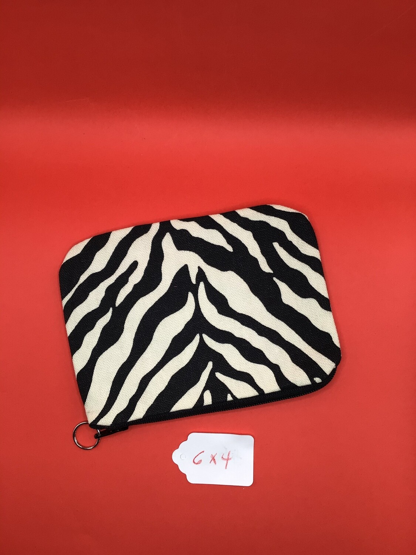 Zibbra zipper wallet