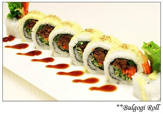 Bulgogi Roll