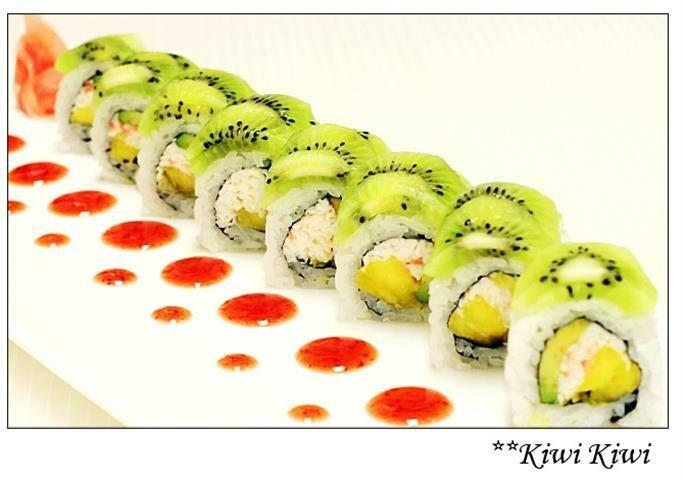 Kiwi Kiwi Roll