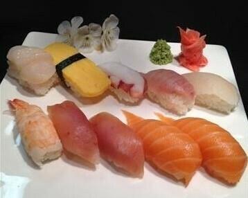 Nigiri Sushi Combo
