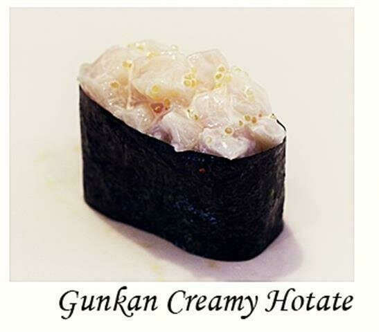 Creamy Hotate