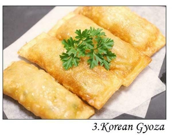 Korean Gyoza