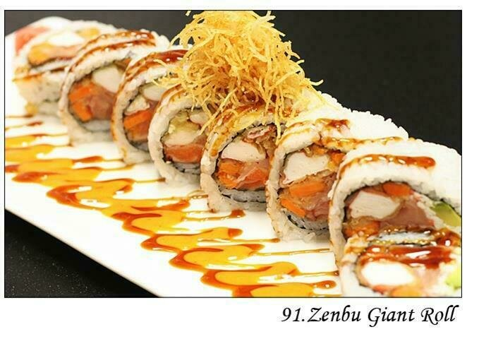 Zenbu Giant Roll