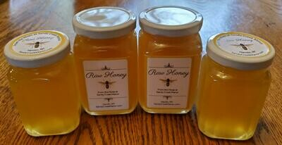 Raw Honey, 10oz