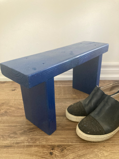 Wooden stools, kids stools, step stool - solid sturdy