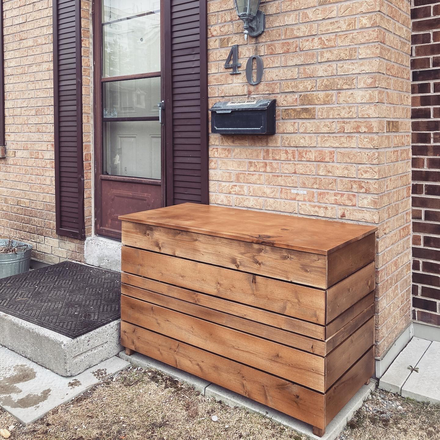 Planter Box - Indoor Or Outdoor Use