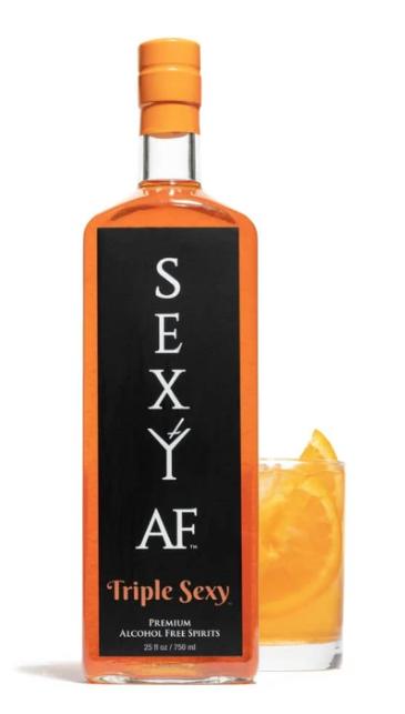 TRIPLE SEXY | ALCOHOL FREE SPIRIT